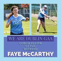 WE ARE DUBLIN GAA, DUBLIN PLAYER OF THE WEEKEND | We Are Dublin GAA