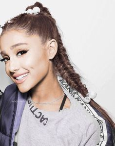 Ariana hairstyles