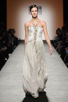 Camillo Bona - Haute couture - Printemps-été 2012