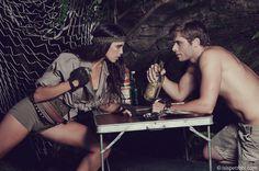 Fashion Photography (war) - Photo: Isis Petroni