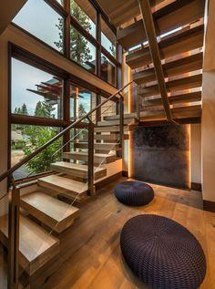 Hyman Modern Cabin #329 :: 10550 Glenbrook Court, Truckee, CA
