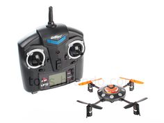 This minuscule gryocopter breaks from the mold of remote helicopters that are essentially just scaled down from traditional copters. Instead, it incorporates designs from modern unmanned vehicles, and although you won't find spy-tech or weapons on it, it looks like a lot of fun for a surprisingly reasonable price.