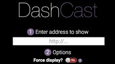 DashCast Streams Dashboard-Style Web Pages to Your Chromecast