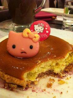 Hello Kitty Sweets: Hello Kitty Cheesecake