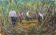 Fisher, Nelton - Jamaican artist