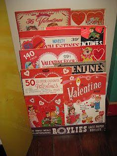Valentine Cut Out Books