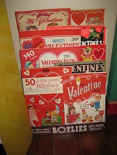 Valentine Cut Out Books