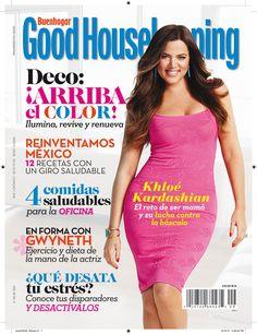 En nuestro número de septiembre, Khloé Kardashian nos platica el reto que ha sido ser mamá y su lucha contra la báscula. ¡No te la pierdas!