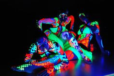 glow body paint | Glow Body Paint Raves http://www.tumblr.com/tagged/uv%20paint