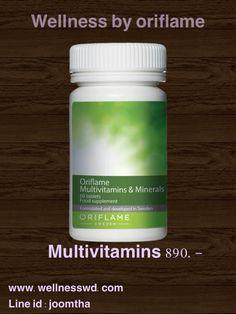 Multivitamins #oriflame #wellness