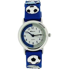 Ravel Football Time Teacher White Dial Kids - Boys Blue Watch R1513.32B Boy Blue, Kids Boys, Quartz, Football, Watches, Teacher, 3d, Accessories, Ebay