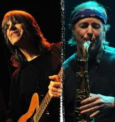 mike stern | Mike Stern and Bill Evans Band feat. Dave Weckl and Tom Kennedy | Blue ...
