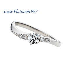 AE□□8096 エンゲージリング(婚約指輪)