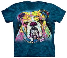 If you LOVE Bulldogs then this VERY UNIQUE shirt is perfect for you to showcase your Bulldog Love! These a brand new shirts. ==>>NOTE:There are no retur