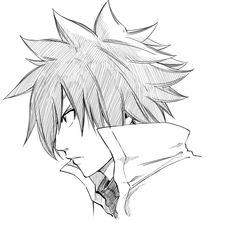Fairy Tail's author Hiro Mashima is back but this time with a very stylish sketch of Lucy Heartfilia. Also a younger Gray Fullbuster sketch was revealed:. Manga Fairy Tail, Fairy Tail Drawing, Arte Fairy Tail, Fairy Tail Gray, Fairy Tail Guild, Anime Fairy, Manga Drawing, Natsu And Gray, Anime Lineart