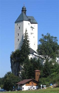 Burg #Mariastein in the #Kufstein area - Austria