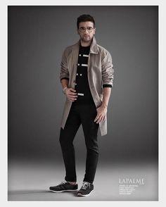 Repost ilvoloheart  Piero for LaPalme magazine #pierobarone