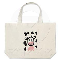 Rosa Moo Beach Bag
