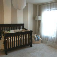 Neutral baby room - kristin randazzo interior design