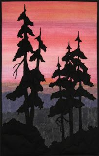 Fabric Art Quilts detailed description and methods