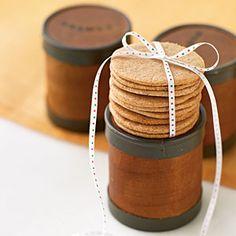 100 Healthy Cookies | Spiced Vanilla Cookies | CookingLight.com