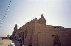 Muslim shrines destroyed by islamist barbarians restored in Timbuktu
