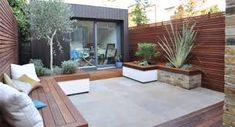 Afbeeldingsresultaat voor kleine tuin aanleggen