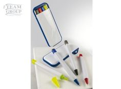 Set de bolígrafos y resaltadores Toothbrush Holder, Highlighter Pen, Desktop