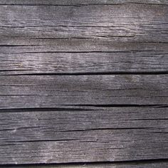 Old reclaimed lumber.