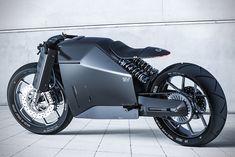 Samurai Carbon Fiber Motorcycle   HiConsumption