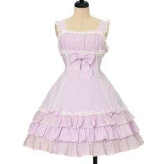 Angelic Pretty ☆ ·. . · ° ☆ lavender heart with jumper skirt https://www.wunderwelt.jp/products/w-12982 ☆ ·.. · ° ☆ How to order ☆ ·.. · ° ☆ http://www.wunderwelt.jp/user_data/shoppingguide-eng ☆ ·.. · ☆ Japanese Vintage Lolita clothing shop Wunderwelt ☆ ·.. · ☆