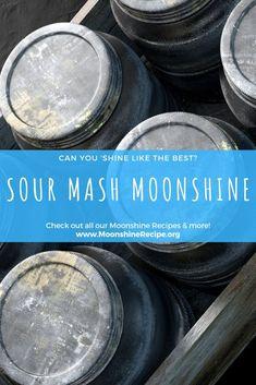 Sour Mash Moonshine