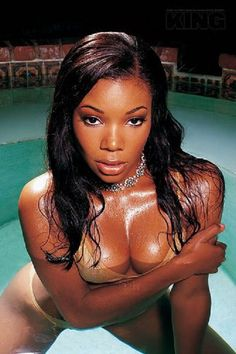 Gabrielle Union Nude Allure