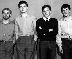 """I sometimes wonder whether Joy Division would have become the new U2, the rock band that Hooky and Bernard wanted them to be."" (Kevin Cummins, Joy Division photographer)."