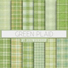 "#Green #Plaid #Digital Paper: ""Green Plaid"" instant download st. patrick's papers, plaid pattern, green digital paper, #irish digital paper, green plaid, green fabric  Collecti... #etsy #digiworkshop #scrapbooking #illustration #creative #clipart #printables #crafting #green #plaid #digital"