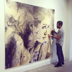 The graphic works of Gabriel Moreno