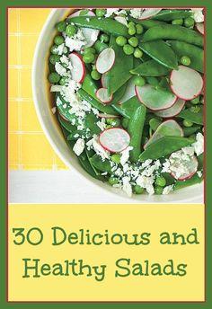 10 Delicious and Healthy Salad Recipes