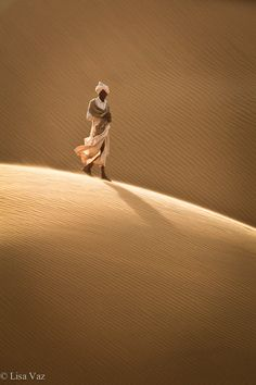 Dune walker - Thar desert, India