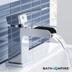 Modern Bathroom Taps | Designer Bathroom Taps - BathEmpire