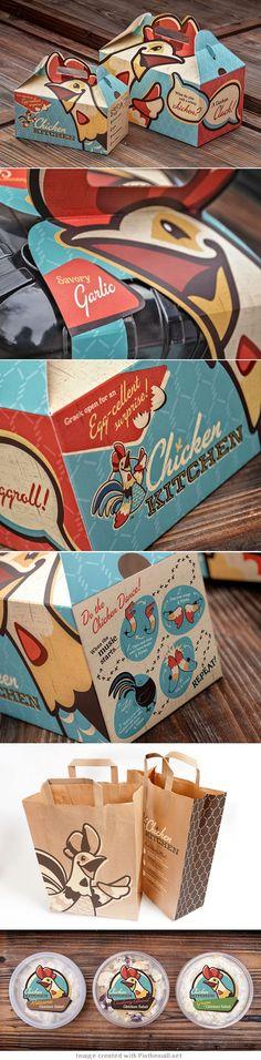 Lowest Food packaging design