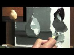 Preview Painting Still Lifes: Simple Shapes in Acrylic Paint with Richard Robinson - YouTube