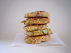 Ricotta and Vegetable Fritters Recipe - Fat Mum Slim Indian Food Recipes, Real Food Recipes, Snack Recipes, Dinner Recipes, Cooking Recipes, Ethnic Recipes, Indian Foods, Fat Mum Slim, Quiche Recipes