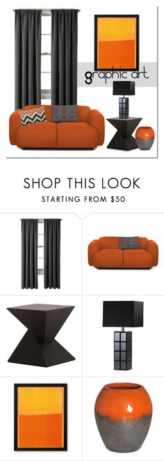 """""""Decorate with"""" by depolo-marina ❤ liked on Polyvore featuring interior, interiors, interior design, home, home decor, interior decorating, JCPenney Home, Normann Copenhagen, Nuevo and Cyan Design"""