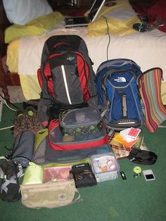 Travel the World With a Backpack   TEOTWAWKI   Pinterest   Backpacks,  Buckets and Hiking 6ac03ada1a