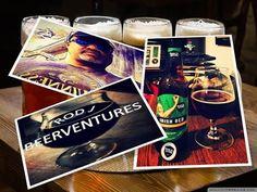Rod J BeerVentures: Samuel Adams Irish Red Craft | Beer Review