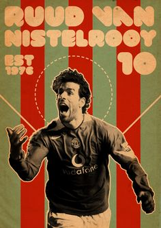 Egyptian designer Kareem Gouda designed a series of ten  posters, 10 best players  who wore the number 10