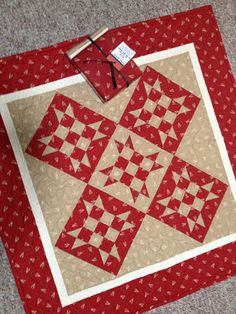 plus 20% off today and Free Shipping - go to Quilt kits on our website: http://www.myreddoordesigns.com/store/Default.asp