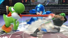 Super Smash Bros. for Nintendo 3DS / Wii U: Yoshi (Wii U 4)