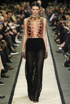 Givenchy RTW Fall 2014╰✿PM