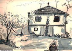 Desenho, ilustração de bambuzal - Pesquisa Google